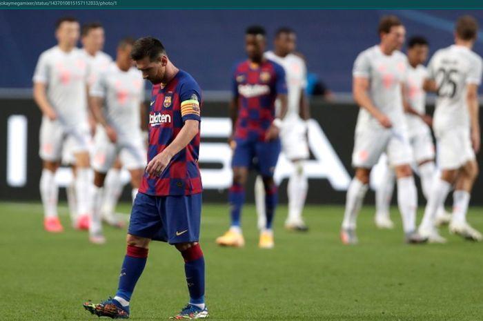 Gugusan Penampilan Terburuk Messi Sepanjang Kariernya, Bukti Masih Insan thumbnail