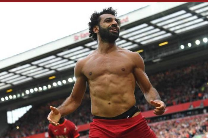 Mohamed Salah sedikit lagi menjadi Raja Afrika di Liga Inggris setelah hanya terpaut tiga gol dari legenda Chelsea.
