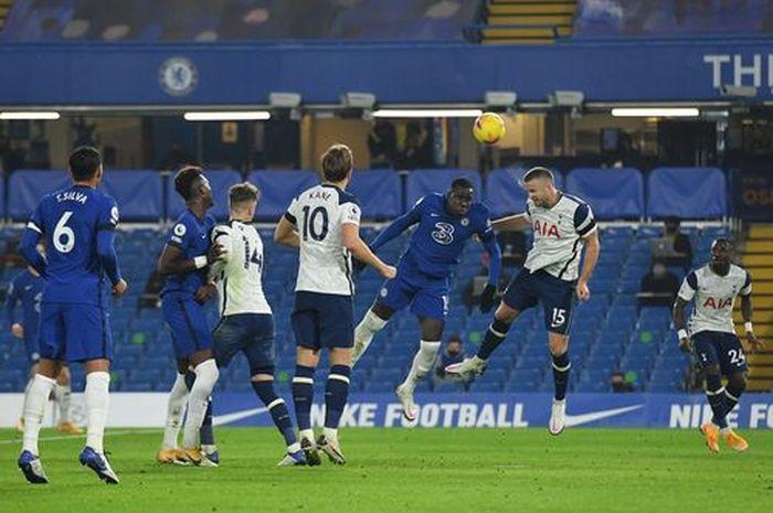 Premier League: Analisa Derby London, Tottenham Hotspur vs Chelsea
