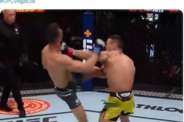 Hasil UFC Vegas 38 thumbnail