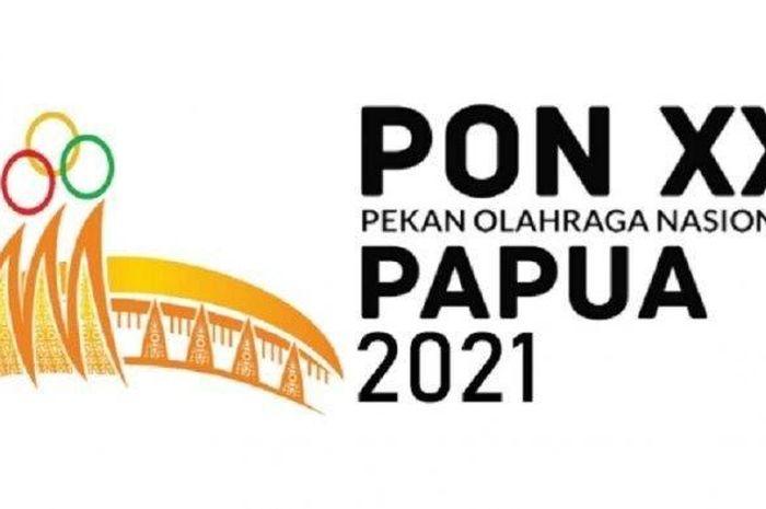 Logo PON XX Papua