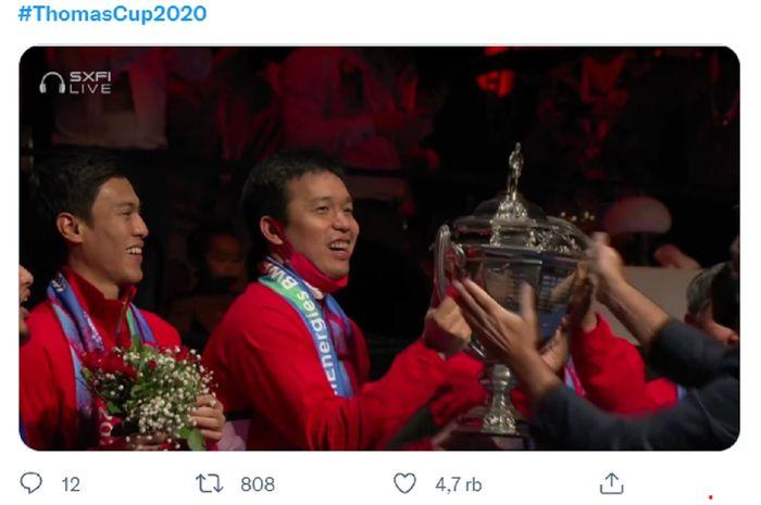 Media Malaysia Soroti Kurang Pentingnya Peran Kapten Indonesia di Piala Thomas 2020 thumbnail