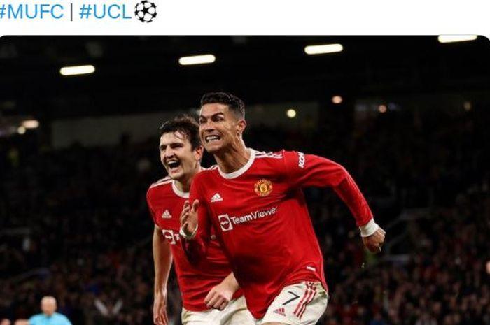 Solskjaer Beri Pesan ke Pengkritik Cristiano Ronaldo Usai Man United Menang di Liga Champions thumbnail