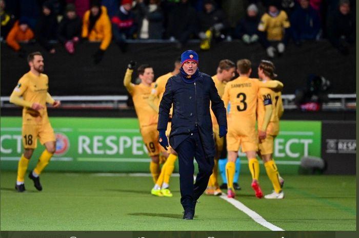 Parah, AS Roma Satu-satunya Klub Kebobolan 6 Gol di Semua Kompetisi Antarklub Eropa thumbnail