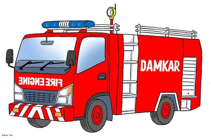 Pemadam kebakaran, pantnag pulang sebelum padam