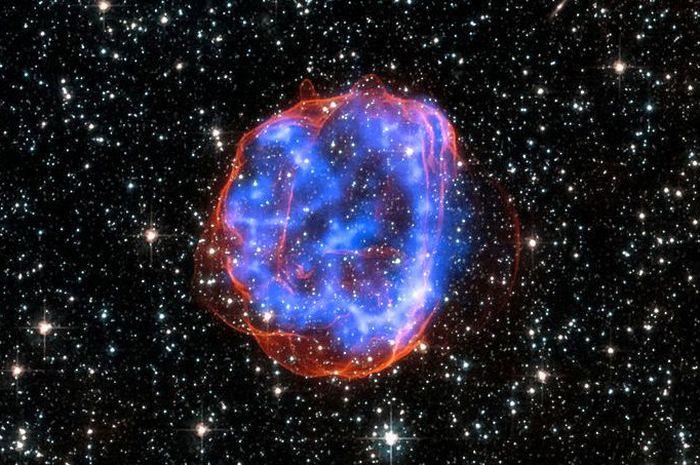 Perbedaan Nova, Supernova, dan Hipernova.