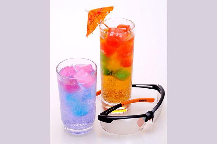 Es Soda Pelangi