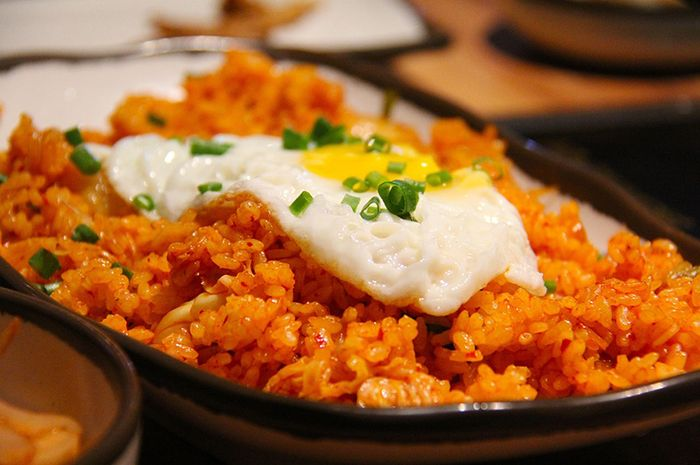 Nasi goreng ternyata makanan tradisional masyarakat Tionghoa