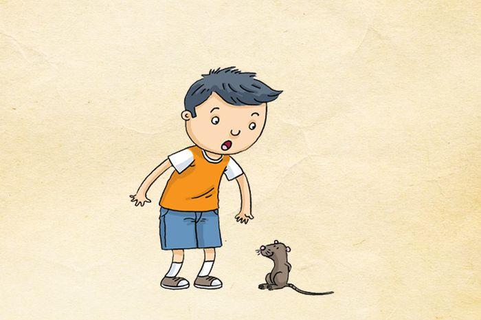 Tikus merupakan salah satu hewan yang pernah di kloning.