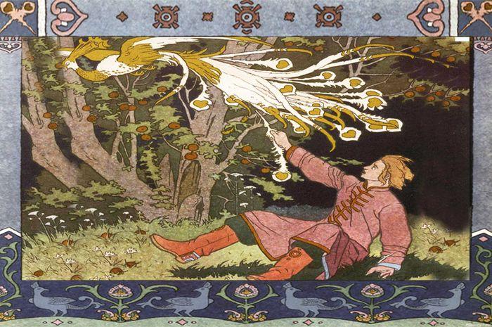 Pangeran Ivan dan Burung Api