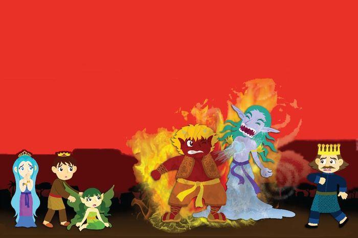 Raksasa Api