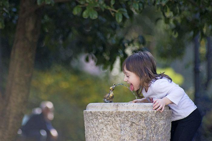 Swiss merupakan negara yang menyediakan air terbersih dan terbaik di dunia.