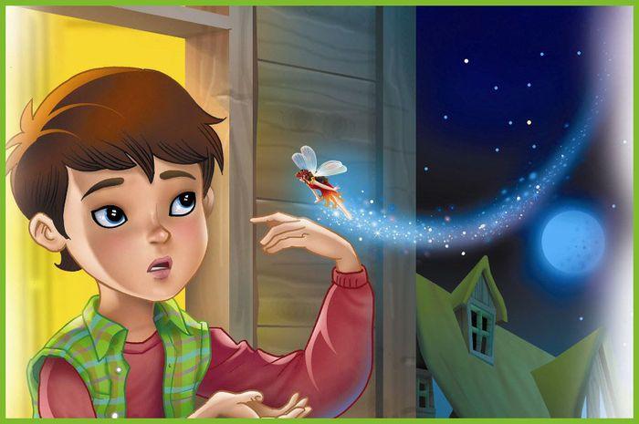 Keajaiban pada malam bulan biru
