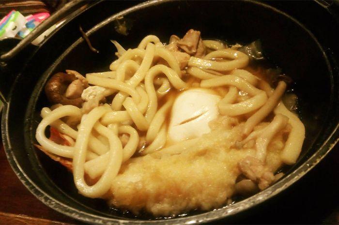 Udon, Mi Kenyal dari Jepang