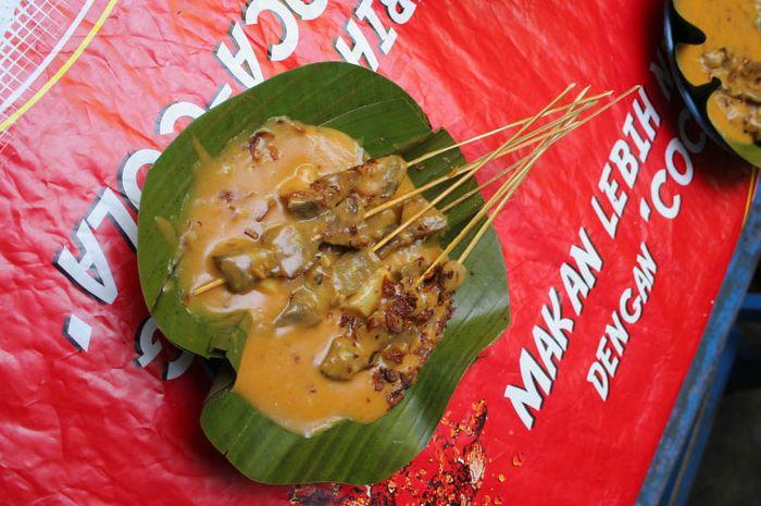 Sate Padang, Makanan Minang yang Tak Kalah Enak