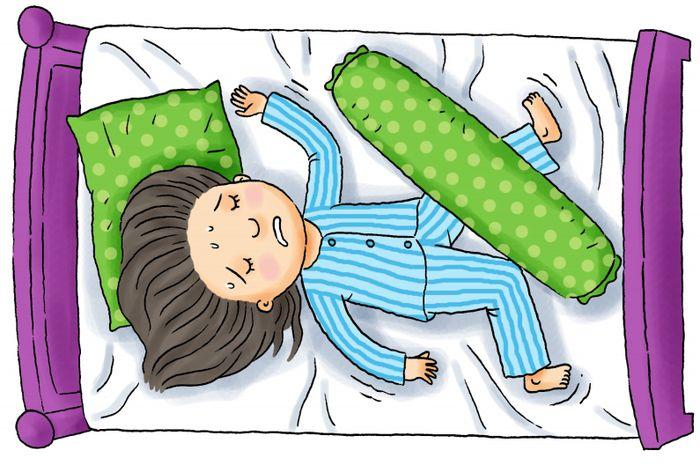 Tiba-tiba kaki kram saat tidur
