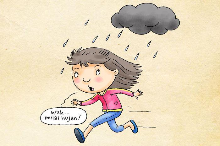 Ombrophobia adalah phobia terhadap hujan.