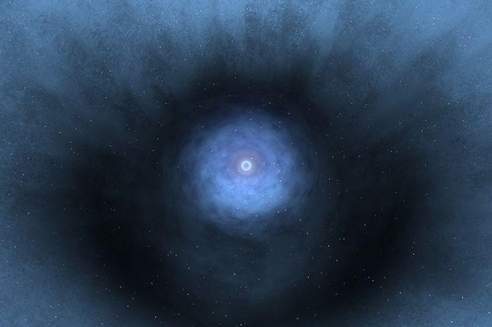 Fakta seputar lubang hitam