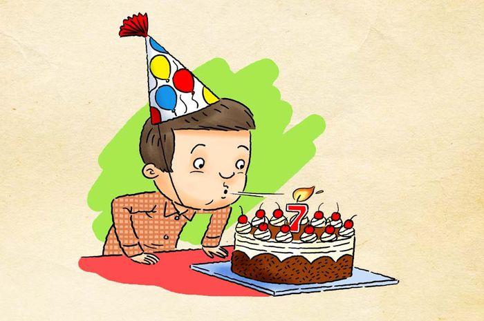 Berapa Banyak Orang yang Merayakan Ulang Tahun di Hari yang Sama?