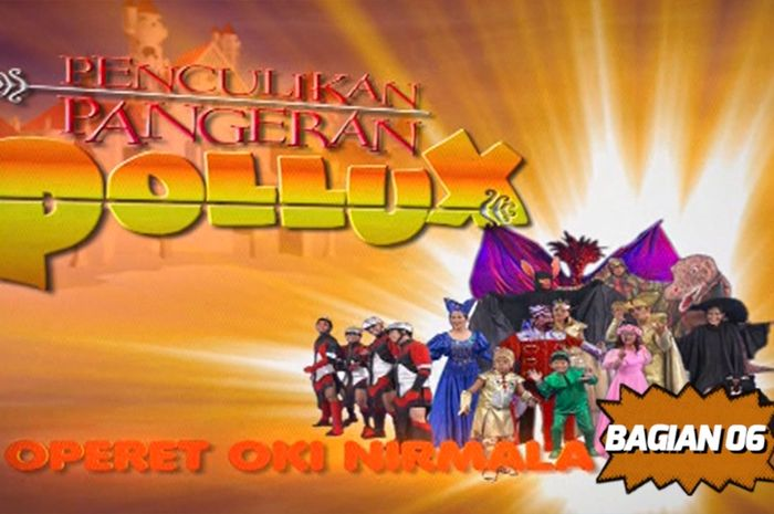 [VIDEO] Dongeng Anak Pangeran Pollux - Bag06 - Operet Bobo - Indonesian Fairytales