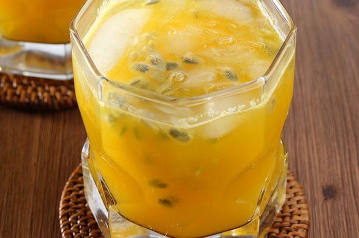 Mango Squash Passion Fruit