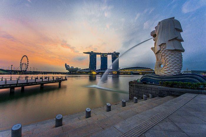 Ada sebuah daerah di Singapura yang menjadi tempat bermukimnya orang Jawa.