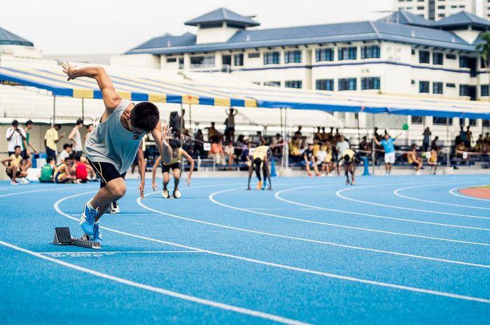 Hal yang tidak boleh kita lakukan setelah olahraga lari