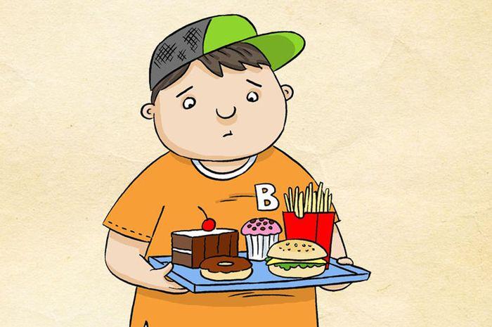 Apa yang Terjadi Kalau Kita Makan Makanan Cepat Saji Selama Seminggu Penuh?