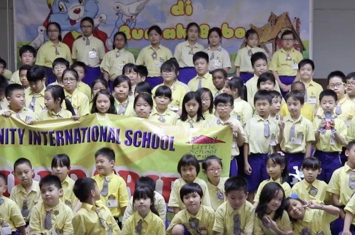 Kunjungan Dari Trinity International School