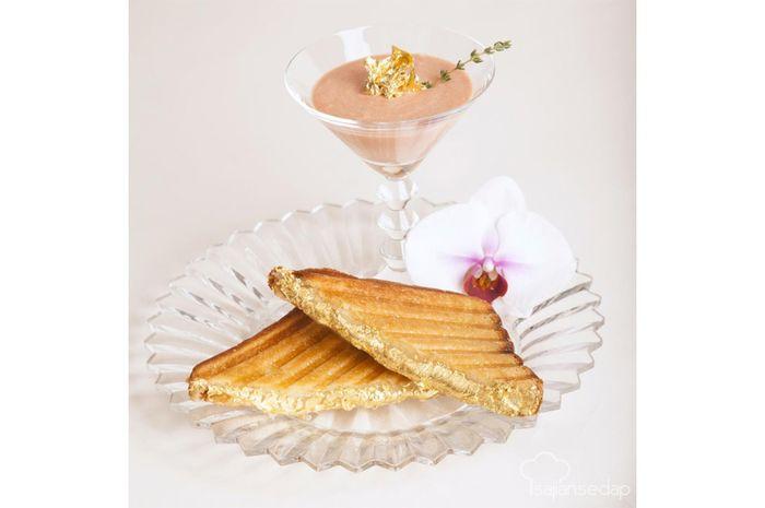 Sandwich Keju Ini Dijual dengan Harga 2,85 Juta Rupiah! Apa yang Membuatnya Mahal?