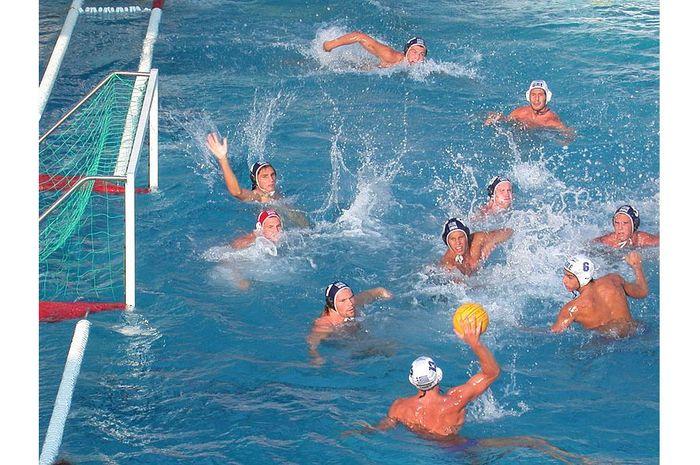 Polo air adalah salah satu olahraga yang dimainkan secara beregu.