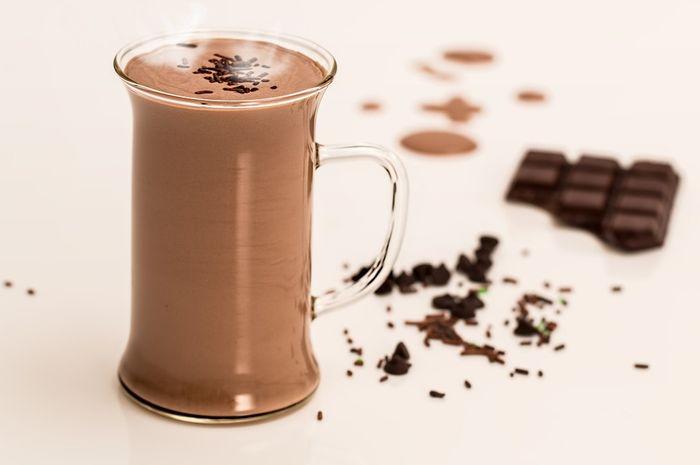 Manfaat susu cokelat setelah berolahraga