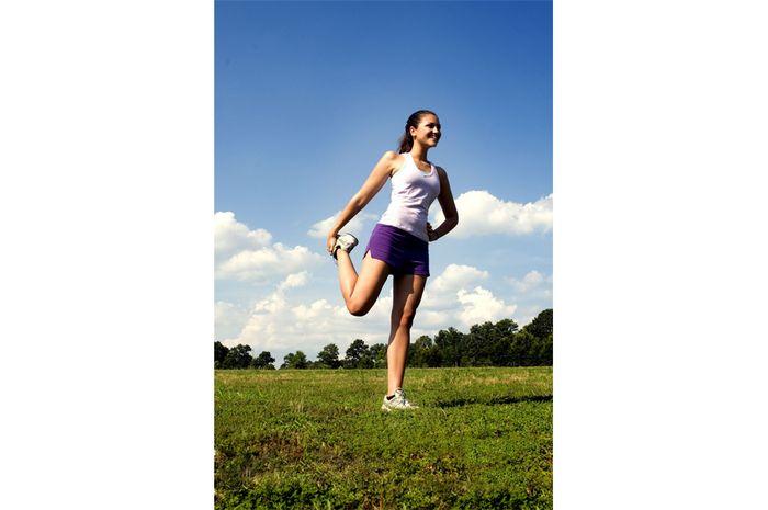Hati-hati, 3 Peregangan Ini Sebaiknya Tidak Dilakukan Sebelum Olahraga