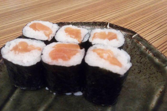 Sushi buatan Susi