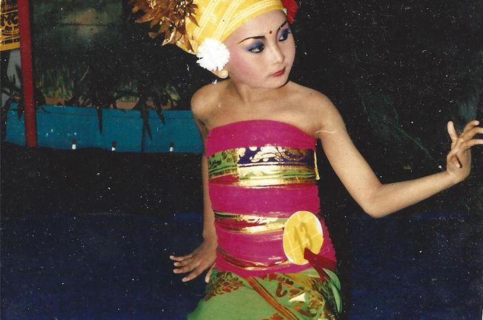 Tari Tenun dari Bali. Foto: Putri Puspita | Bobo.ID