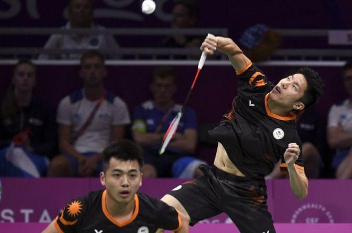 Malaysia Open 2018 Aturan Servis Baru Bwf Kembali Memakan Korban Bolasport Com