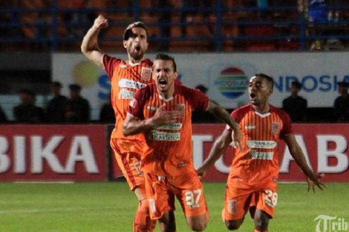 Flavio Beck Junior, Pemain Borneo FC