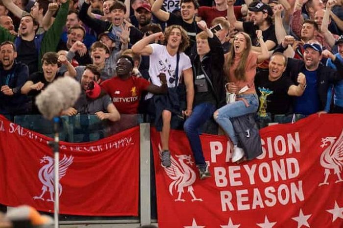 Fan Liverpool mendapat alokasi tiket 16.626 lembar, untuk mendukung tim kesayanganya  melawan Real M