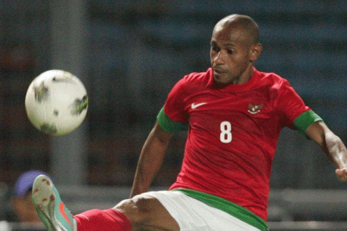Elie Aiboy, mantan pemain Persija Jakarta yang sempat dikira bukan orang Indonesia saat gabung Selangor FA.