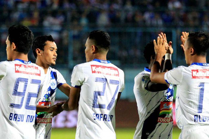 PSIS Semarang jelang bersua kontra Arema FC, Jumat (1/6/2018).