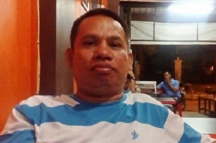 Pengamat sepak bola asal Sulawesi Selatan, Faisal Maricar.