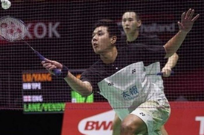 Lu Ching Yao dan Yang Po Han