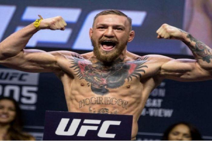 Conor McGregor terakhir kali bertanding di UFC saat menghadapi Eddie Alvarez pada 12 November 2016.