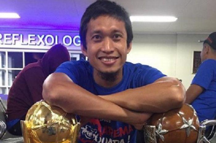 Pemain baru Mitra Kukar Arif Suyono