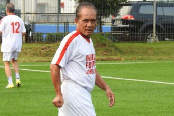 Mantan pemain tim nasional Indonesia, Zulkarnain Lubis, meninggal dunia pada Jumat (11/5/2018) pagi WIB.