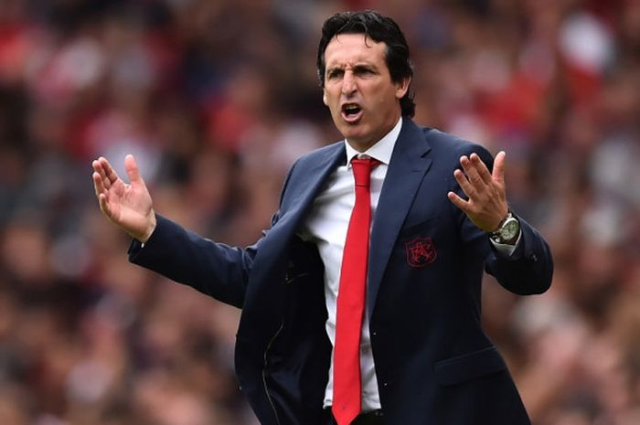 Arsenal Cuma Beli Pemain Pas-pasan, Tugas Emery Makin Sulit