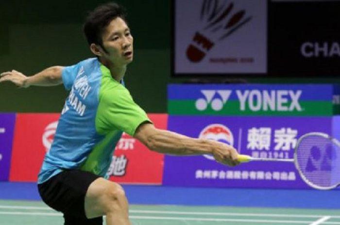 Nguyen Tien Minh antara Bulu Tangkis, Sepak Bola, dan ...