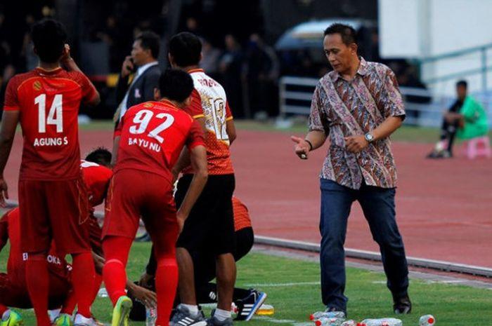 Pelatih Persis Solo, Widyantoro.