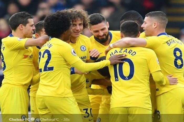 Mantan kapten tim Liverpool, Jamie Carragher melontarkan kritik pedas ke Chelsea pasca kekalahan memalukan 6-0 dari Manchester City.