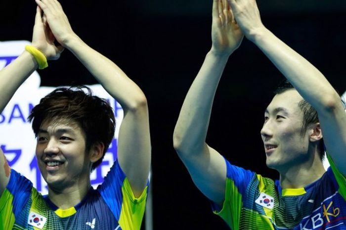 Lee Yong-dae akan kembali bertandem dengan Yoo Yeon-seong pada nomor ganda putra setelah dua tahun 'berpisah'.